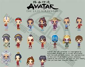 Avatar the Last Airbender Crossover