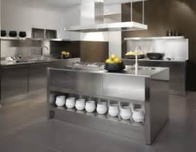 Steel Kitchen Island Stainless Steel Kitchen Island Modern Home Exteriors