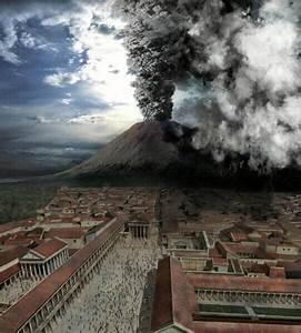 Mount Vesuvius Eruption in 79 AD | Rare Pictures