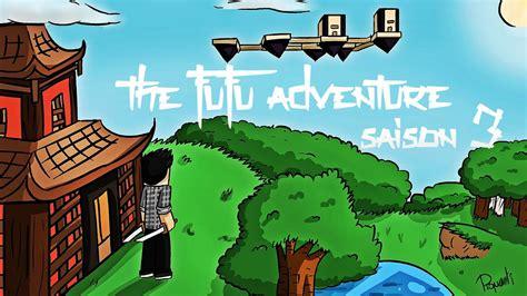 minecraft  fufu adventure saison  ep le village