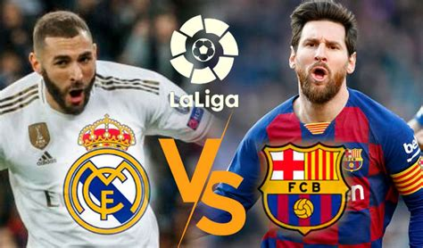 [TV EN VIVO] Real Madrid vs Barcelona HOY EN VIVO Tarjeta ...