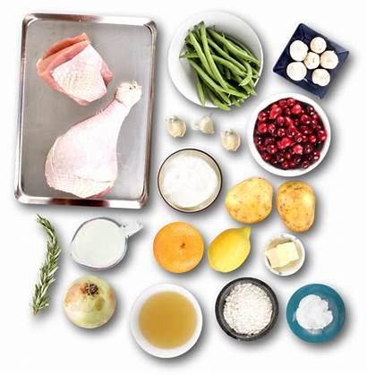 Thanksgiving Dinner Ingredients Recipes Turkey Ingredient Title