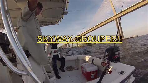 fishing grouper trolling skyway