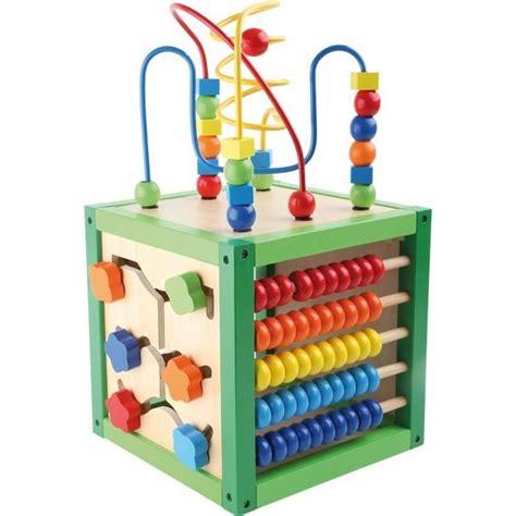 baby bureau vtech cube en bois educatif eveil motricite normes ce achat