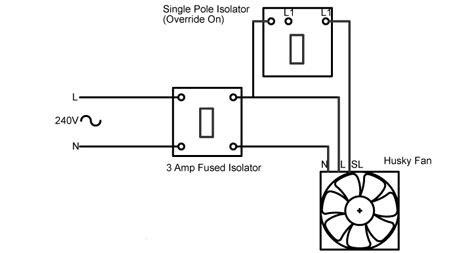 Rhl Husky Wiring Diagram Ventilation Bathroom