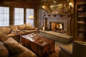 Wohnzimmer Ideen Rustikal rheumri