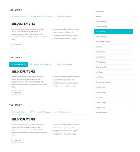 Bootstrap Resume Points by 103 Pages Html Bootstrap Template By Electricblaze Themeforest