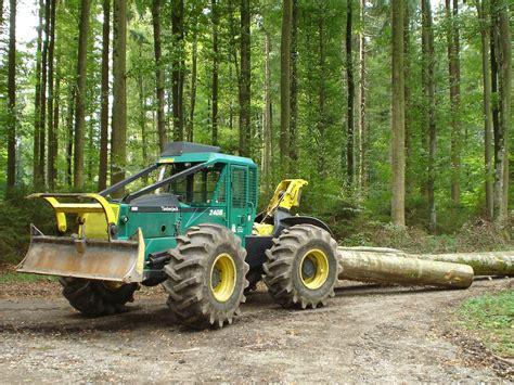 Timberjack 240 B Mit 14 T Winde  Markus Bürge Harvester