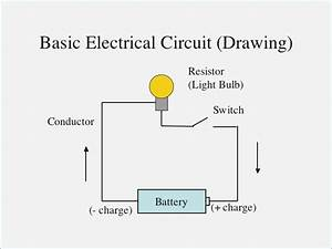 Basic Electrical Circuit  Theory  Components  Working  Diagram