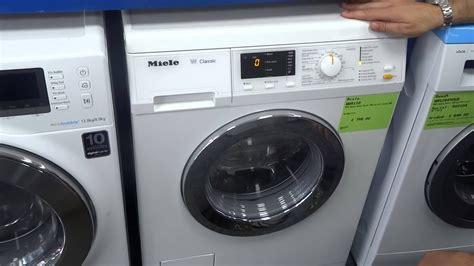 miele w classic miele wda110 w classic 1400 spin 7kg washing machine