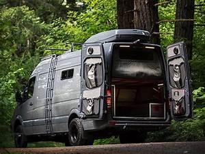 Mercedes Sprinter Aménagé : outside van vans campers pinterest fourgon fourgon 4x4 et camping car ~ Melissatoandfro.com Idées de Décoration