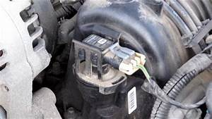 Changing Map And Maf Sensors In A 2002 Pontiac Grand Prix