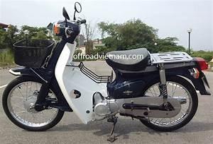 Moto Honda 50cc : honda super cub 50cc hanoi offroad vietnam scooter rental ~ Melissatoandfro.com Idées de Décoration