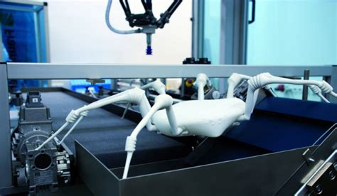 robo cuisine revista galileu notícias impressora 3d constroi aranha