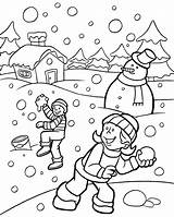 Winter Coloring Pages Print Printable Snow Snowballs Sheet Allkidsnetwork Snowball Cold Christmas Searching Didn Try Season Looking Were Find Worksheets sketch template
