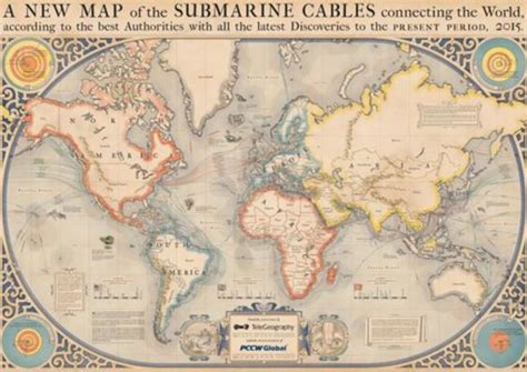 Everything You Need Know About The Undersea Cables That