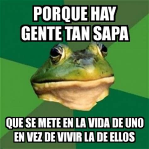 Foul Bachelor Frog Meme Generator - memegenerator foul bachelor frog crear meme foul bachelor frog hacer meme de foul bachelor frog