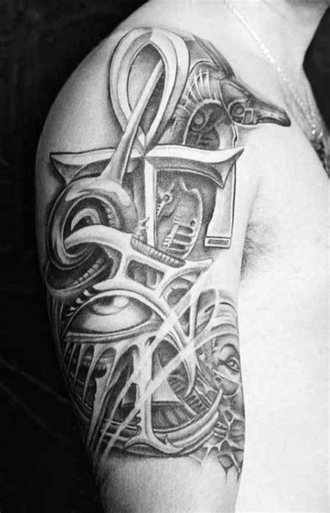 Top 51 Egyptian Ankh Tattoo Ideas - [2020 Inspiration Guide]