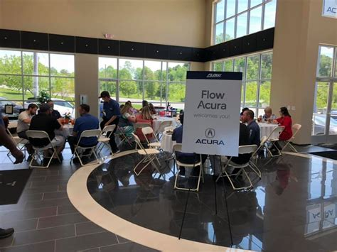 Flow Acura Service by Flow Acura Of Winston Salem Home