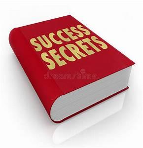 Success Secrets Book Instructions Manual Advice Stock