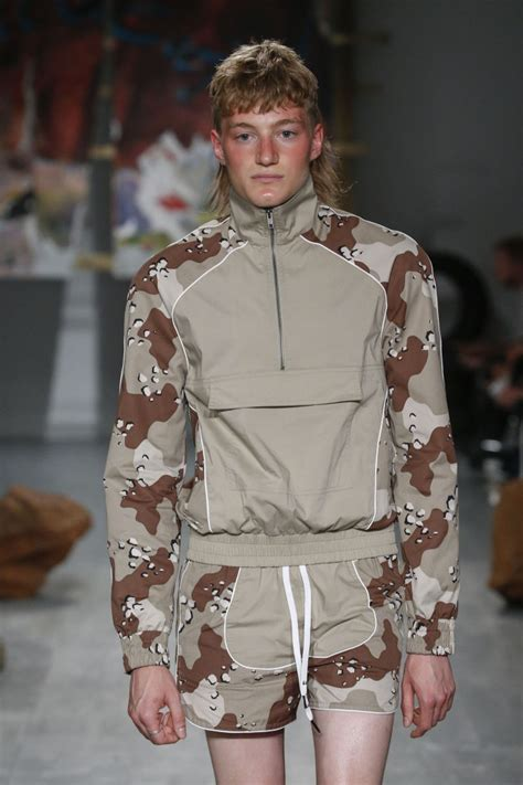 London Fashion Week Men's Ss 2019 Day One Trend Ftrend