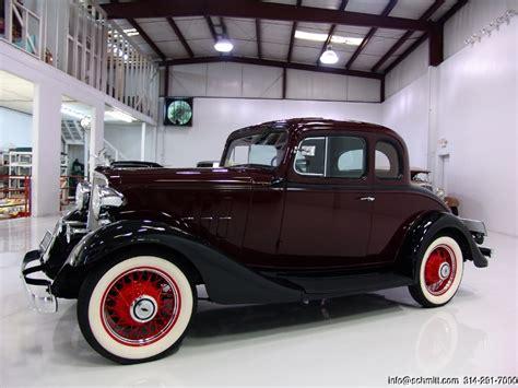 1933 Chevrolet Master Eagle Rumble Seat Coupe — Daniel