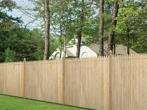 Privacy Fence Home Depot