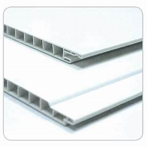 Plaque Pvc Exterieur : plaque en pvc rev tements modernes du toit ~ Edinachiropracticcenter.com Idées de Décoration
