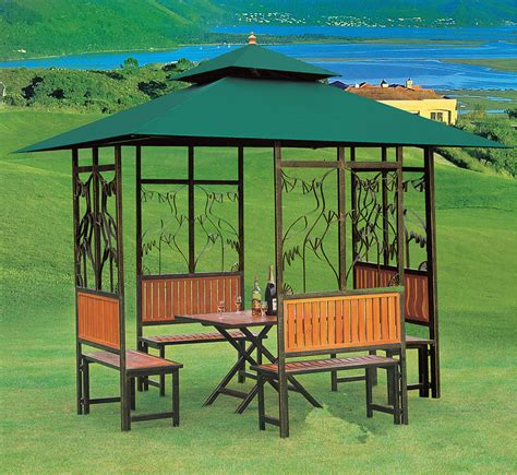 garden furniture pavilion leisure pavilion corners