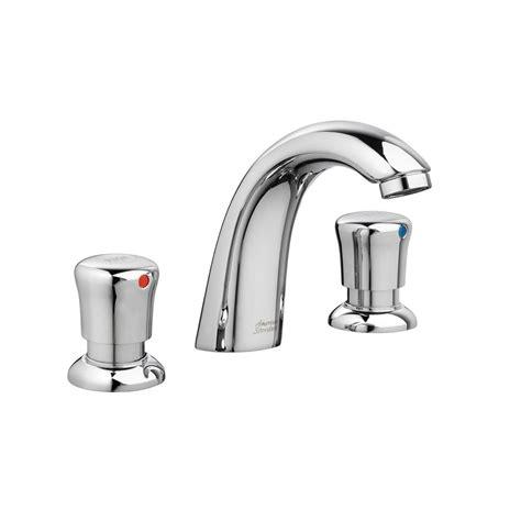 widespread bathroom sink faucet pfister marielle 8 in widespread 2 handle bathroom faucet