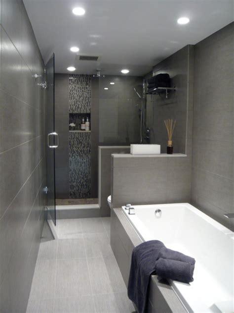 Modern Bathrooms In Small Spaces by 30 Small Modern Bathroom Ideas Deshouse