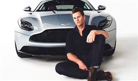Tom Brady And Aston Martin Have Teamed Up