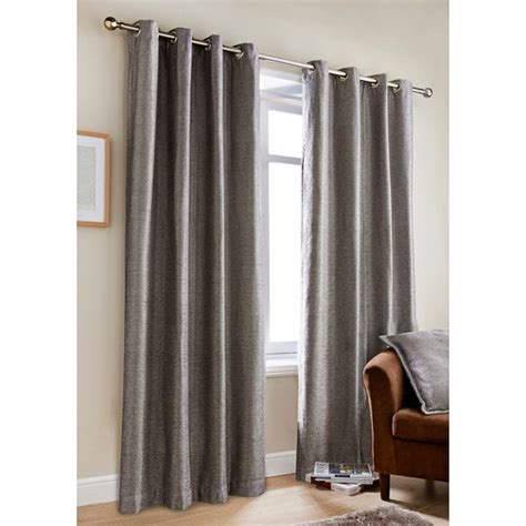 oakley oxford chenille curtains    home bm