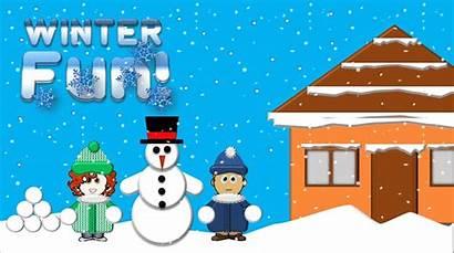 Fun Winter Let Esl Eslkidz
