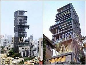 The world's most expensive house: Built by India's richest ...