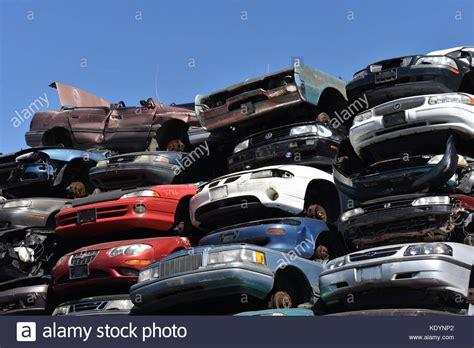 Junk Cars Stock Photos & Junk Cars Stock Images