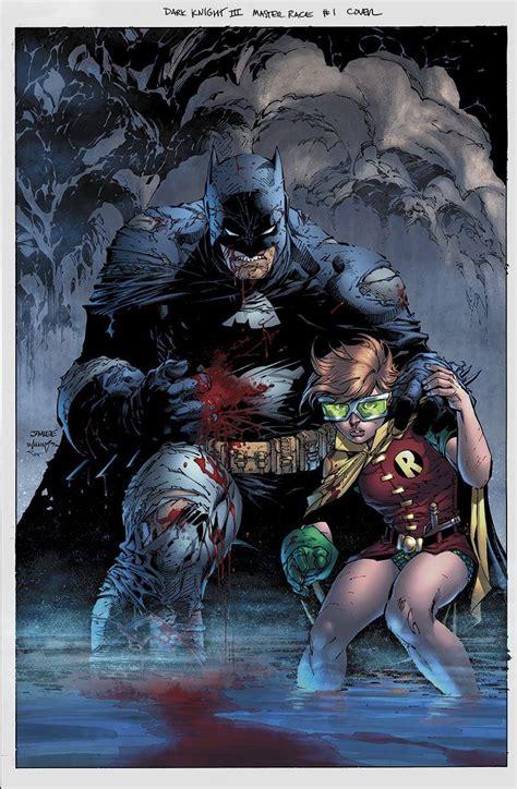 Dark Knight Iii The Master Race 1 Comic Art Community