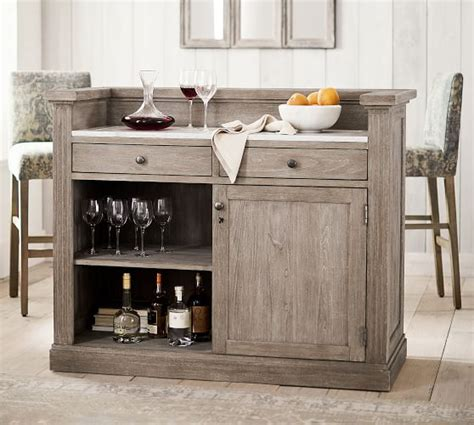 Home Bar Outlet by Bar Furniture Home Bar Sets Pottery Barn