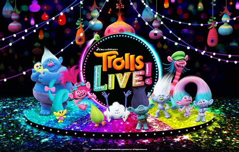 trolls prepares  upcoming  licenseglobalcom