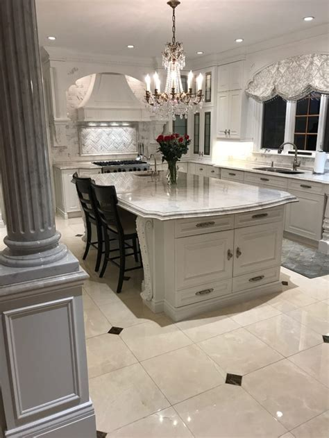 grand kitchen  taj mahal quartzite countertops rai