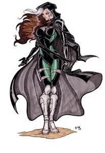 Rogue Marvel Comics