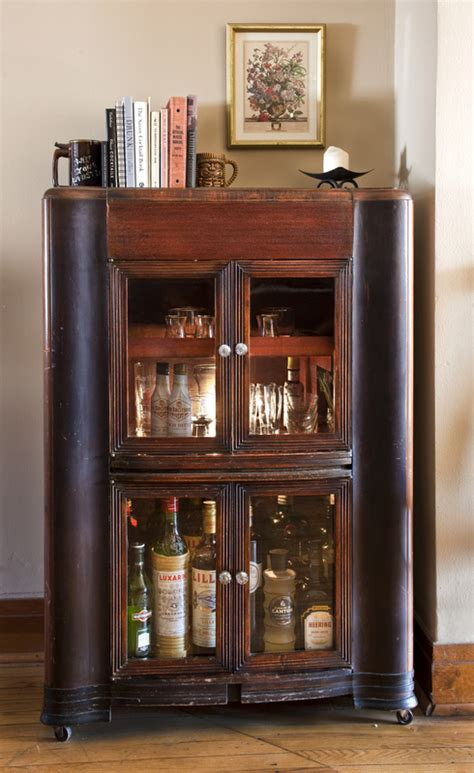 When Buying Liquor Cabinet, No Need To Have The Usual