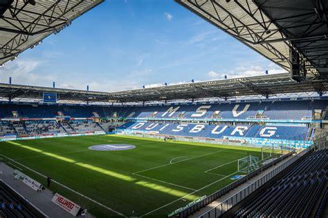 msv stadion wegen dachschaeden gesperrt hessen heute