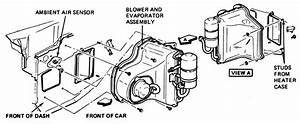 Remove Alternator 1995 Cadillac Eldorado