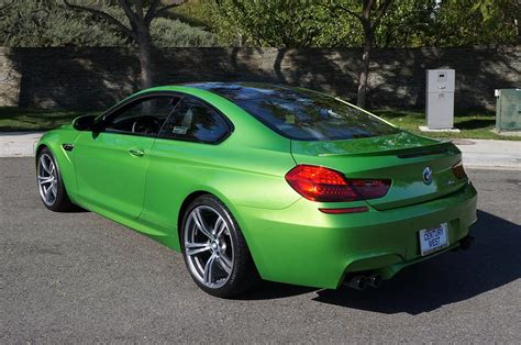 wild  java green bmw  rare cars  sale blograre