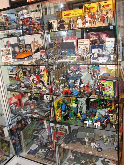 vitrines comment exposez vous votre collection