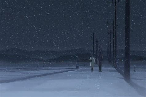 Anime Winter Scenery Wallpaper - winter anime wallpaper 183