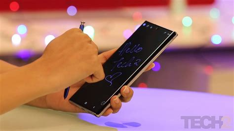 samsung galaxy note 10 plus review high premiumness catch up with innovation