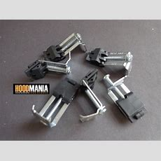Astracast Stainless Kitchen Sink Fixing Down Clips Clamps