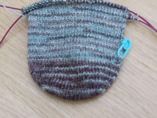 ravelry seam  rounded toe   toe  sock pattern